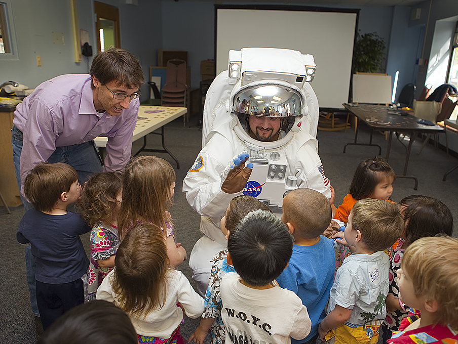 Becoming A Space-faring Civilization Starts at Home and in the Classroom - Star Letters